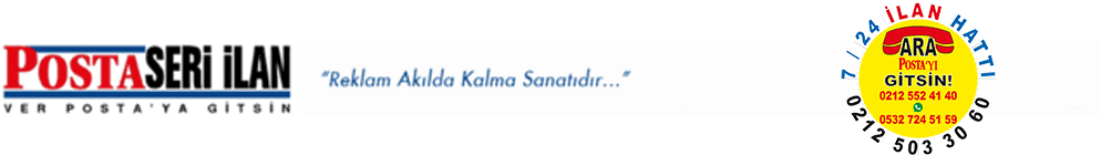 Posta İlan Logo