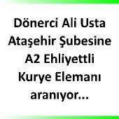 Ataşehir'e A2 ehliyetli kuryeler