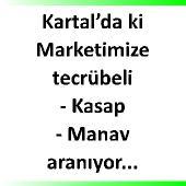 Kartak'da ki marketimize elemanlar