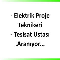 Elektrik teknikeri, elektrik tesisat ustası