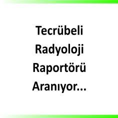 Radyoloji raportörü