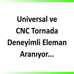 Universal ve Cnc elemanları