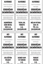 09.06.2018 Posta İstanbul İlan Sayfaları