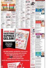 15.06.2020 Posta İstanbul Baskısı
